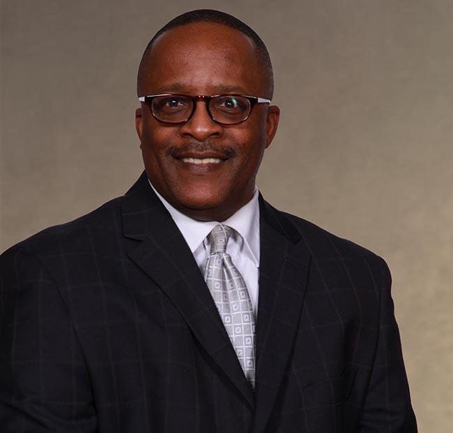 Pastor Leonard Perryman