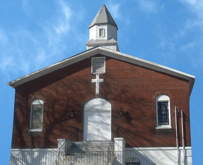 Salem Church Martin Street