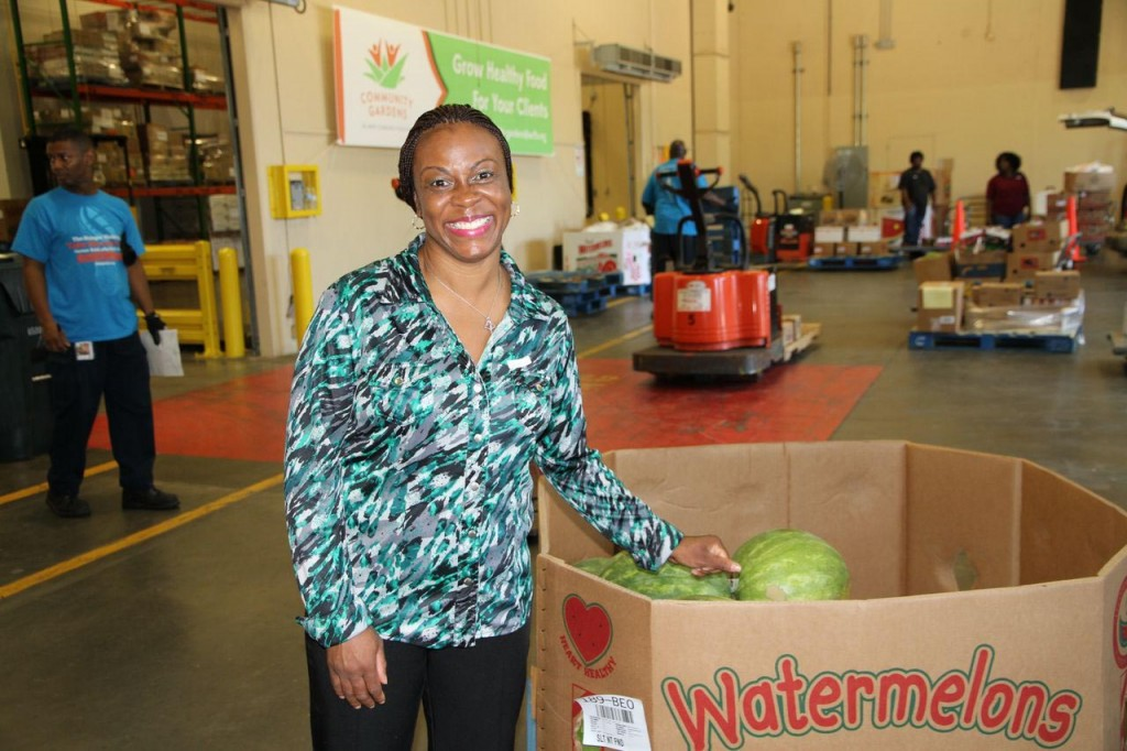 Atlanta Community Food Bank Volunteer