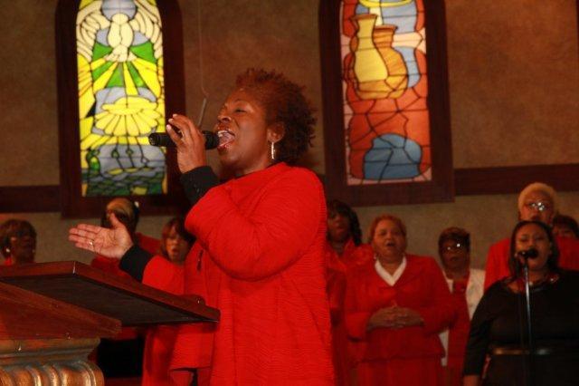 Church Vocalist