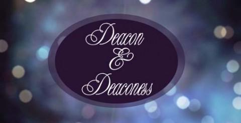 Deacon Deconess
