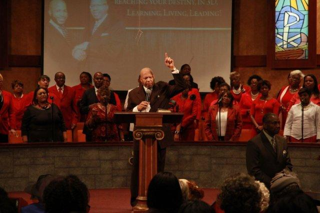 Jasper Williams & SBC Choir