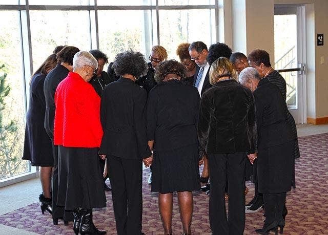 Prayer Ministry Church Team
