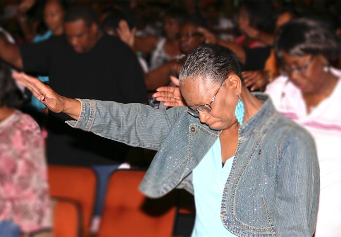 Prayer Ministry Congregation