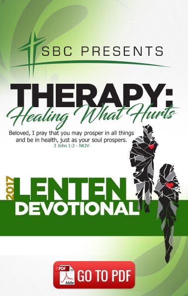 2017 Lent Devotional
