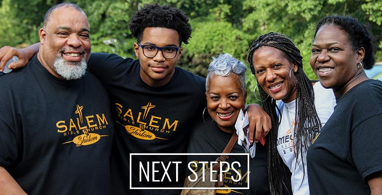 Salem Next Steps
