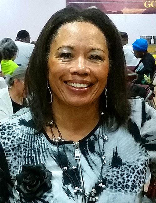 Elder Claudia Butler