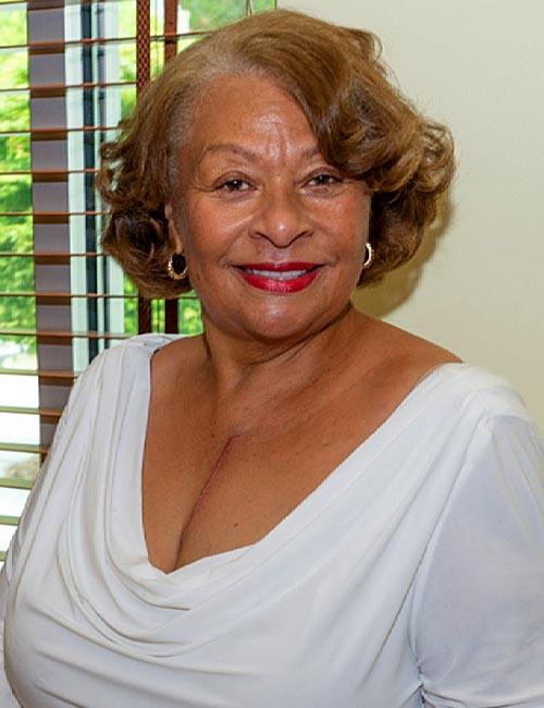 Minister Annette Hill