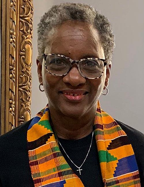 Minister Deborah Washington
