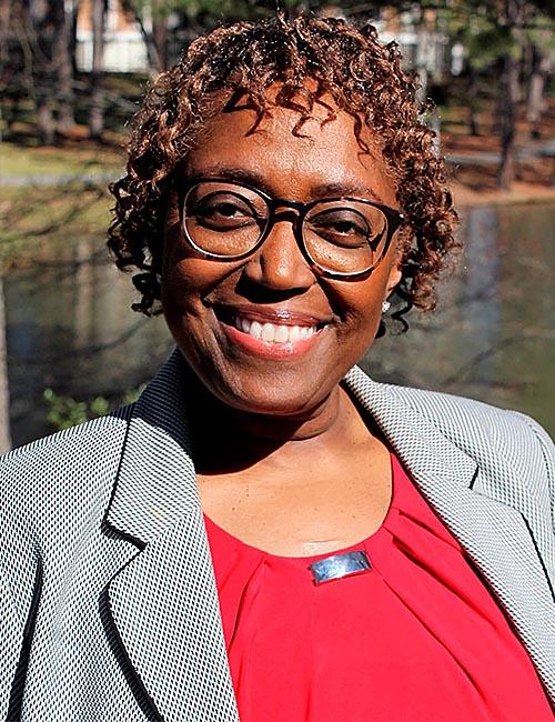 Minister Wanda Belvin Cooper