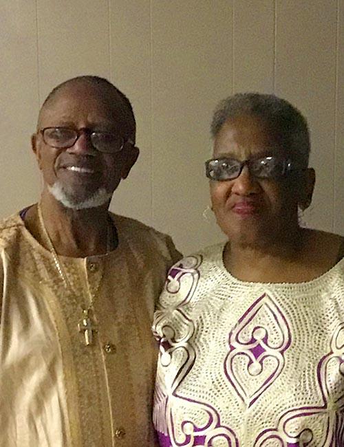 Deacons Robert and Gail Wilkins-September-Gaden