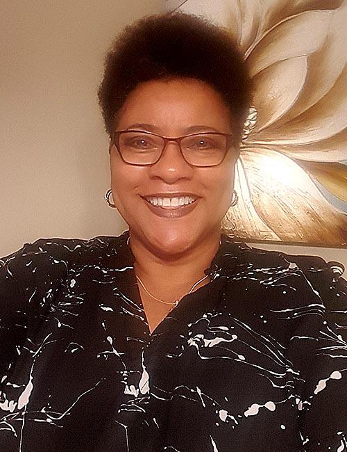 Elder Angelene McCrary-February--Simeon
