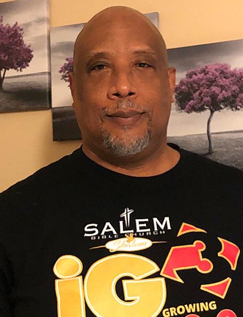 Elder Keith Terrell-Tribe Leader