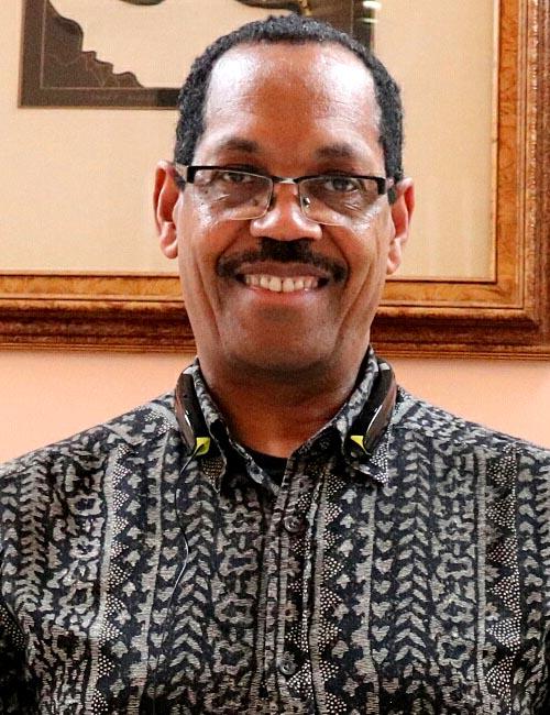 Elder William Liggins--Tribe Leader-August--Naphtali