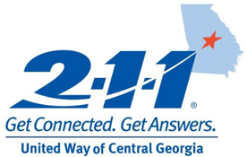 211 – United Way of Central Georgia Dial 2-1-1
