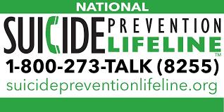 National Suicide Hotline