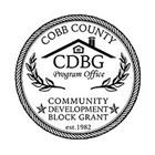 cobbcounty -COMMUNITY DEVELOPMENT BLOCK GRANT